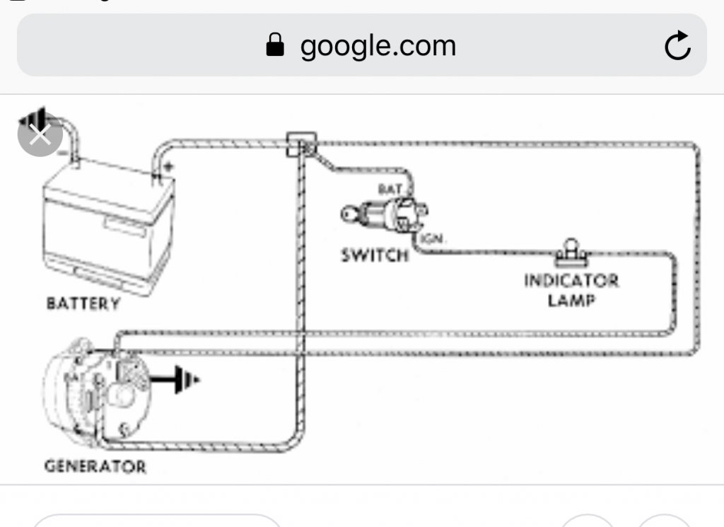 Alternator wiring | GM Square Body - 1973 - 1987 GM Truck Forum | 1980 Chevy 1980 Pick Up Alternator Wiring Diagram |  | GM Square Body