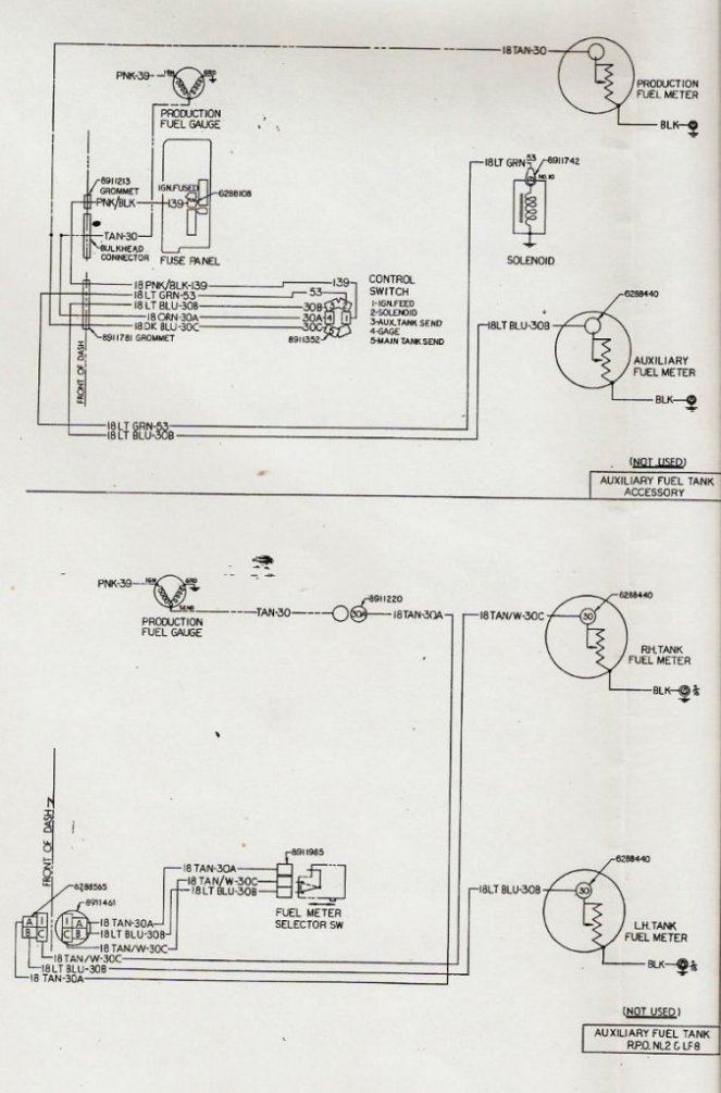 help with fuel gauge wiring gm square body 1973 1987 gm  at mr168.co