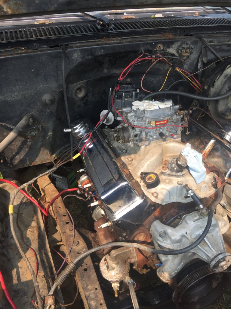 [SCHEMATICS_43NM]  Need help with engine bay wiring | GM Square Body - 1973 - 1987 GM Truck  Forum | 1985 C20 Engine Wiring Diagram |  | GM Square Body