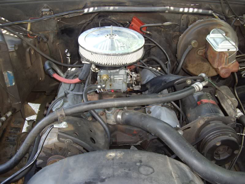 engine wiring vacuum connections! gm square body 1973 1987  at edmiracle.co