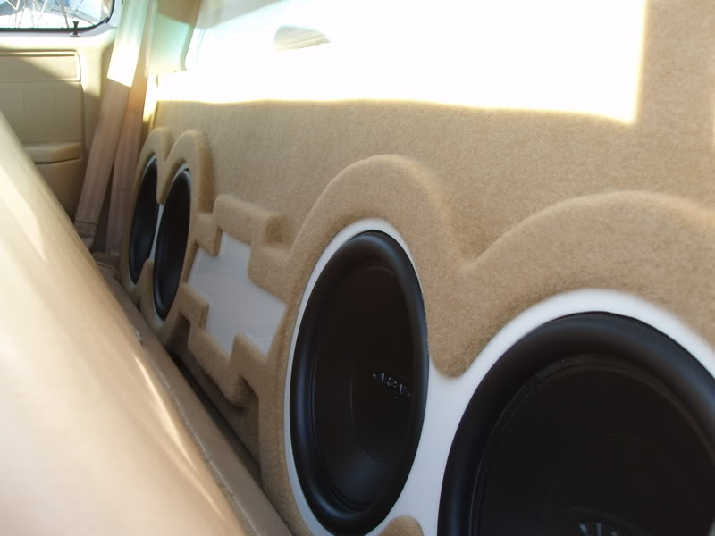 Sound System Show-Off | GM Square Body - 1973 - 1987 GM ...