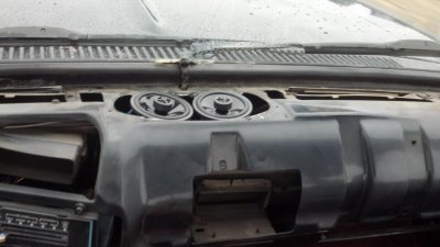 New Dash Speakers! | GM Square Body - 1973 - 1987 GM Truck Forum