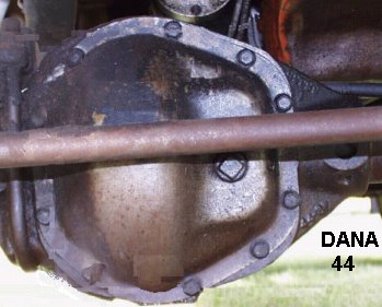 Dana 44 & Dana 60 Differences | GM Square Body - 1973 - 1987