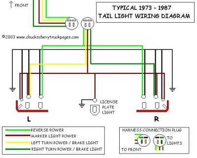 [DHAV_9290]  Brake Lights | GM Square Body - 1973 - 1987 GM Truck Forum | Light Switch Wiring Diagram 1981 C10 |  | GM Square Body